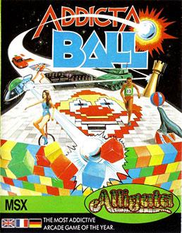 Juego online Addicta Ball (MSX)
