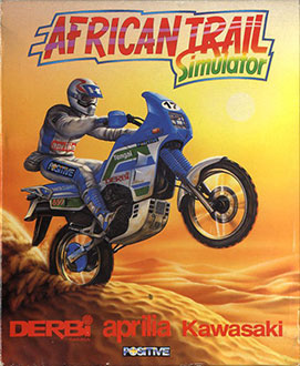 Juego online African Trail Simulator (MSX)