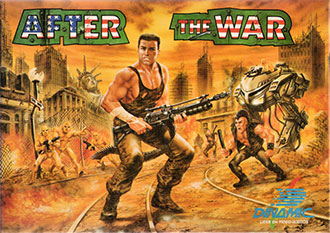 Juego online After the War (MSX)