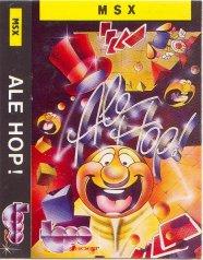 Juego online Ale Hop! (MSX)