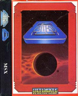 Juego online Alien 8 (MSX)