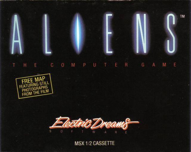 Juego online Aliens (MSX)