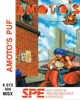 Juego online Amoto'S Puf (MSX)