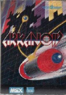 Juego online Arkanoid (MSX)