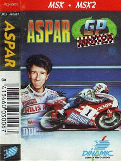 Juego online Aspar GP Master (MSX)