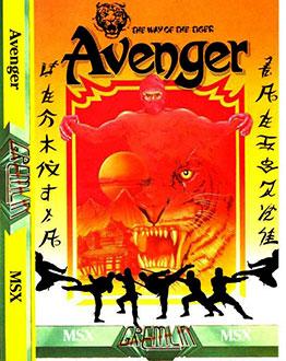 Juego online Avenger (MSX)