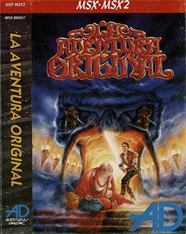 Juego online La Aventura Original (MSX)