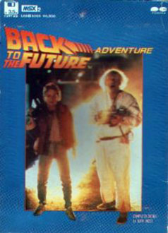 Juego online Back to the Future (MSX)