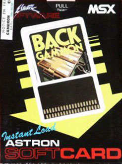 Juego online Backgammon (MSX)