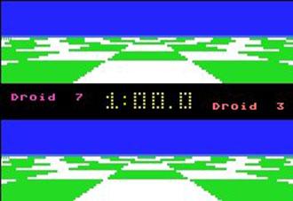 Pantallazo del juego online Ballblazer (MSX)