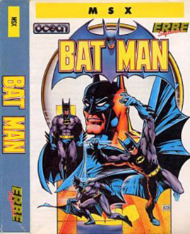 Juego online Batman (MSX)