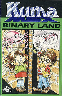 Juego online Binary Land (MSX)