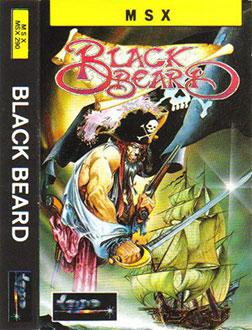 Juego online Black Beard (MSX)