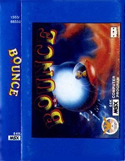 Juego online Bounce (MSX)