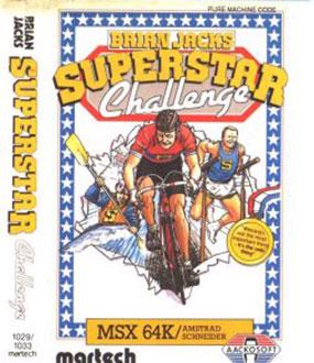 Juego online Brain Jacks Superstar Challenge (MSX)