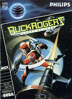 Juego online Buck Rogers: Planet of Zoom (MSX)