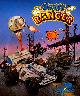 Juego online Buggy Ranger (MSX)