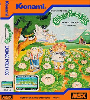 Juego online Cabbage Patch Kids (MSX)