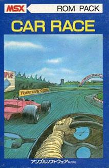 Juego online Car Race (MSX)