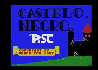 Juego online Castelo Negro (MSX)