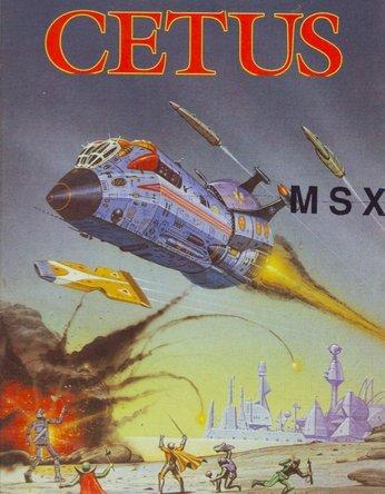 Juego online Cetus (MSX)
