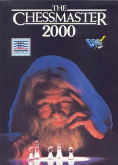 Juego online The Chess Master 2000 (MSX)