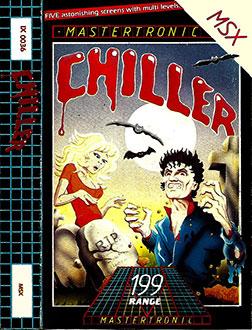 Juego online Chiller (MSX)