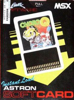 Juego online Choro Q (MSX)