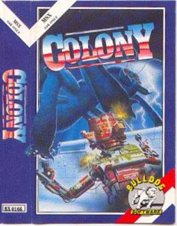 Juego online Colony (MSX)