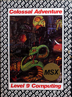 Juego online Colossal Adventure (MSX)