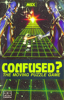 Juego online Confused (MSX)