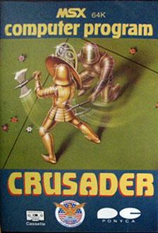 Juego online Crusader (MSX)
