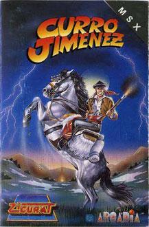 Juego online Curro Jimenez (MSX)