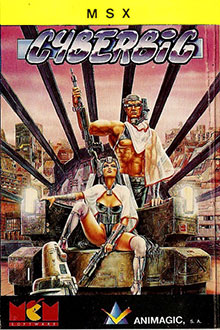 Juego online Cyberbig (MSX)