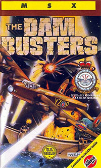Juego online The Dam Busters (MSX)