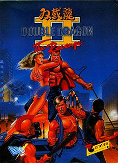 Juego online Double Dragon 2 (MSX)