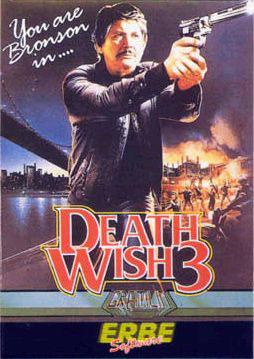 Juego online Death Wish 3 (MSX)