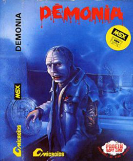 Juego online Demonia (MSX)