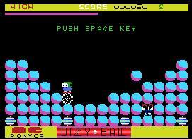 Juego online Dizzy Ball (MSX)