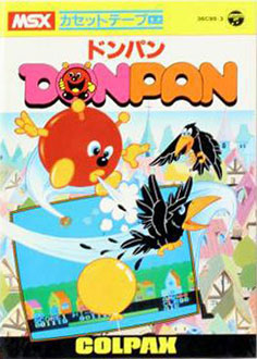 Juego online Donpan (MSX)
