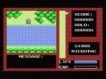 Juego online Dr Archie (MSX)
