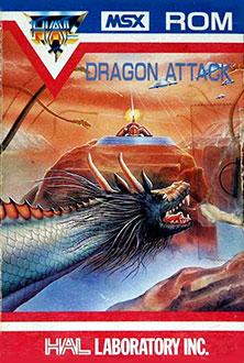 Juego online Dragon Attack (MSX)