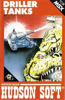 Juego online Driller Tanks (MSX)