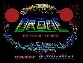 Juego online Drome (MSX)