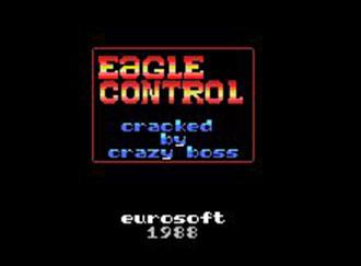 Carátula del juego Eagle Control (MSX)