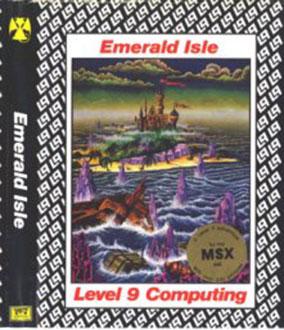 Portada de la descarga de Emerald Isle