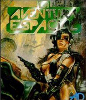 Juego online La Aventura Espacial (MSX)