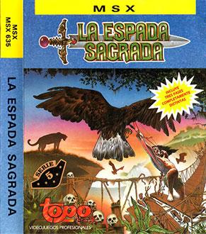 Juego online La Espada Sagrada (MSX)