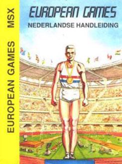 Portada de la descarga de European Games