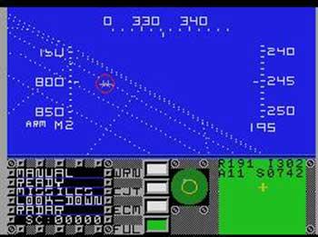 Imagen de la descarga de F16 Fighting Falcon
